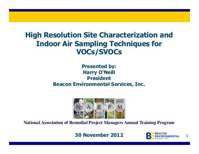 Beacon Presentation EPA NARPM Annual Training