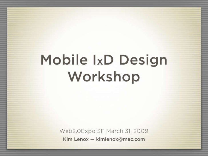 Be A Mobile Design Hero: Transform Your Web Design Knowledge Into Mobile Design Skills Presentation