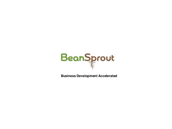Business Development Accelerated<br />