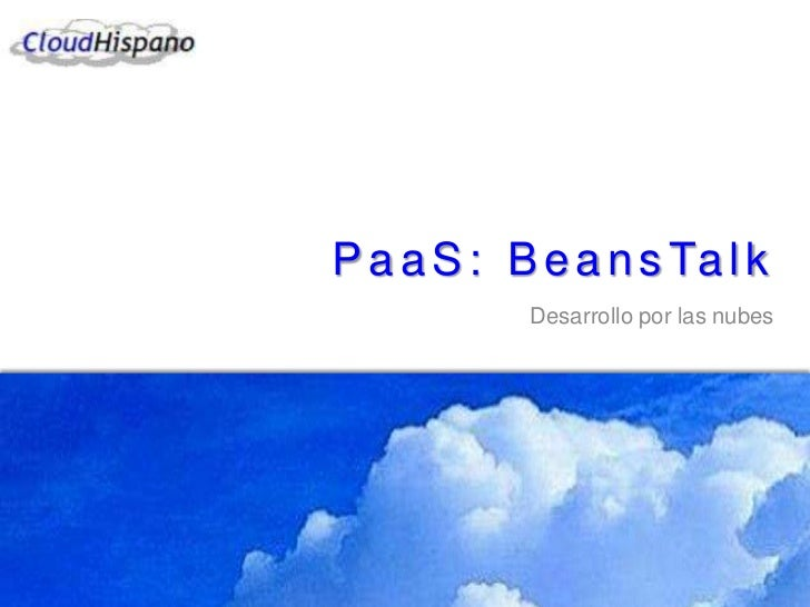 PaaS: Beanstalk - CloudHispano