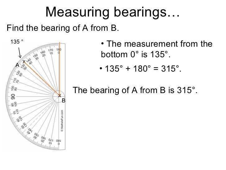 Free Worksheets compass worksheet : Bearings lesson