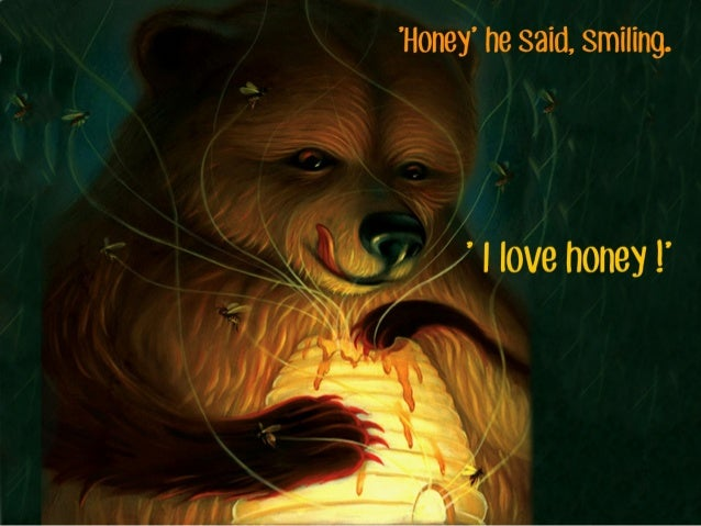 Bears Like Honey Bears-like-honey-but-no-bees