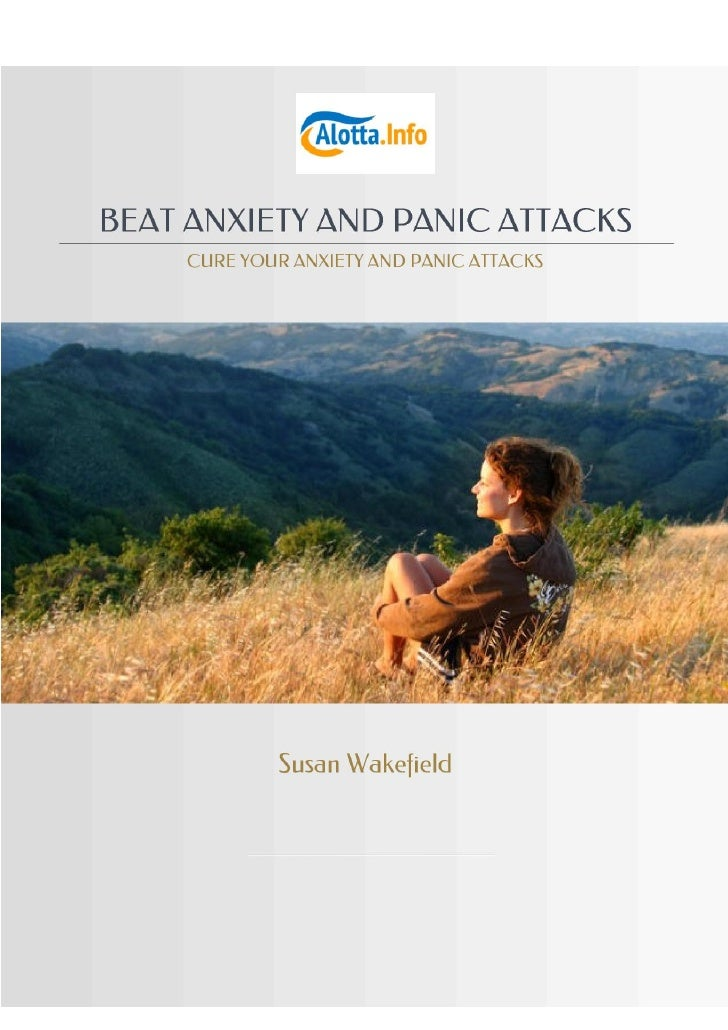 Beat Anxiety and Panic Attacks