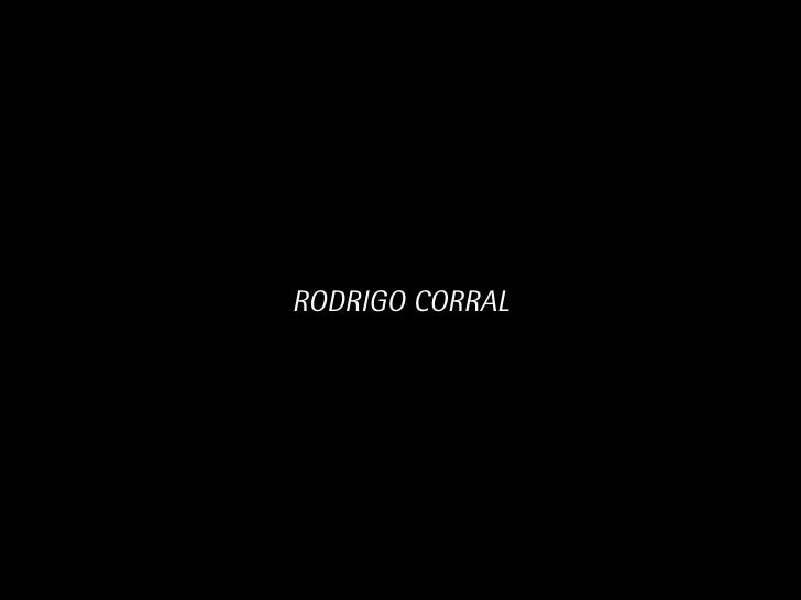RODRIGO CORRAL