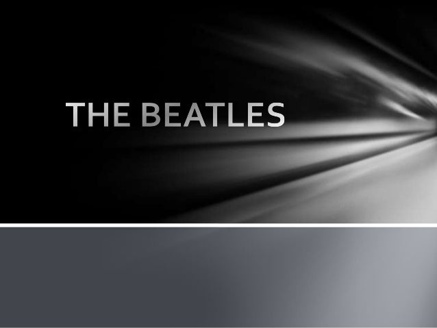 The Beatles were an English rock band, started in Liverpool, England in1960.Liverpool is a city in Merseyside, United King...