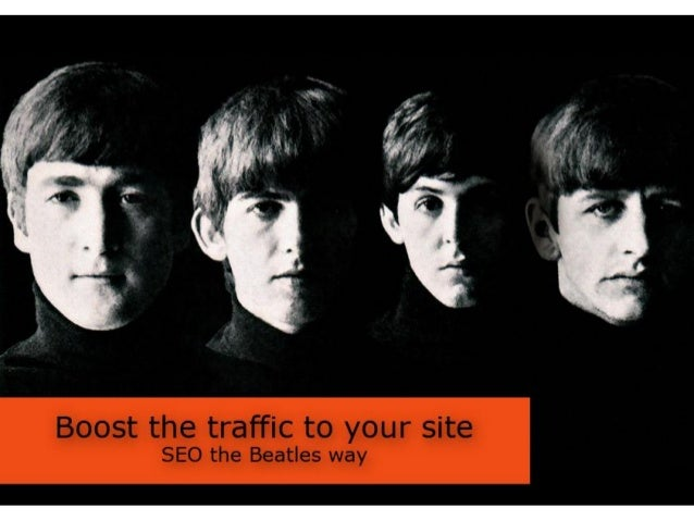 Read more www.SeoCustomer.comSEO The Beatles WayWe all know there are two kinds of people right?Those who love the Beatles...