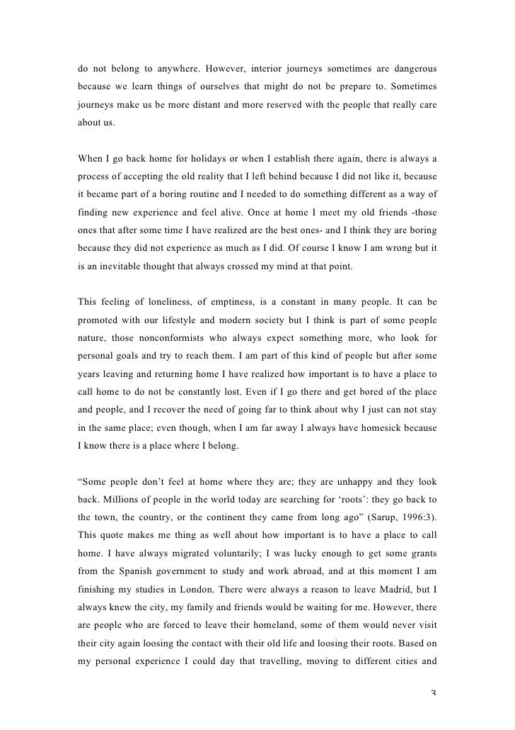 essay on belonging belonging essay yearhsc english advanced ...