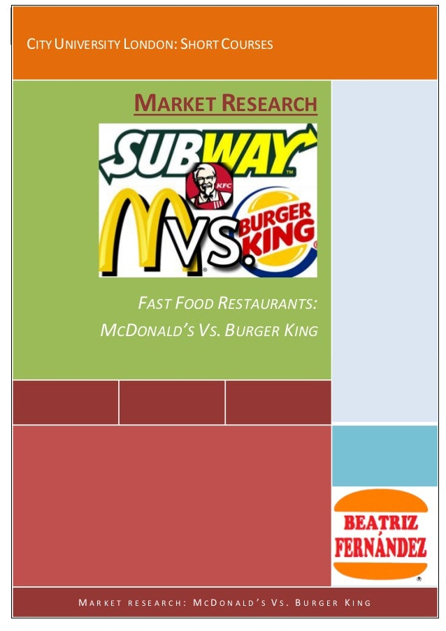 fast food research topics Discover the truth behind this junk food scientific research even fast food companies like mcdonald about a wide variety of interesting topics that you won.