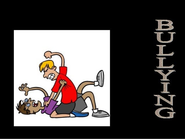 Bullying é um ato de violência física ou psicológica causado por uma pessoa ou um grupo querendo intimidar ou agredir um i...