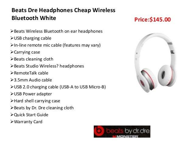 Iphone headphone wireless case - Beats Studio - headphones with mic Overview