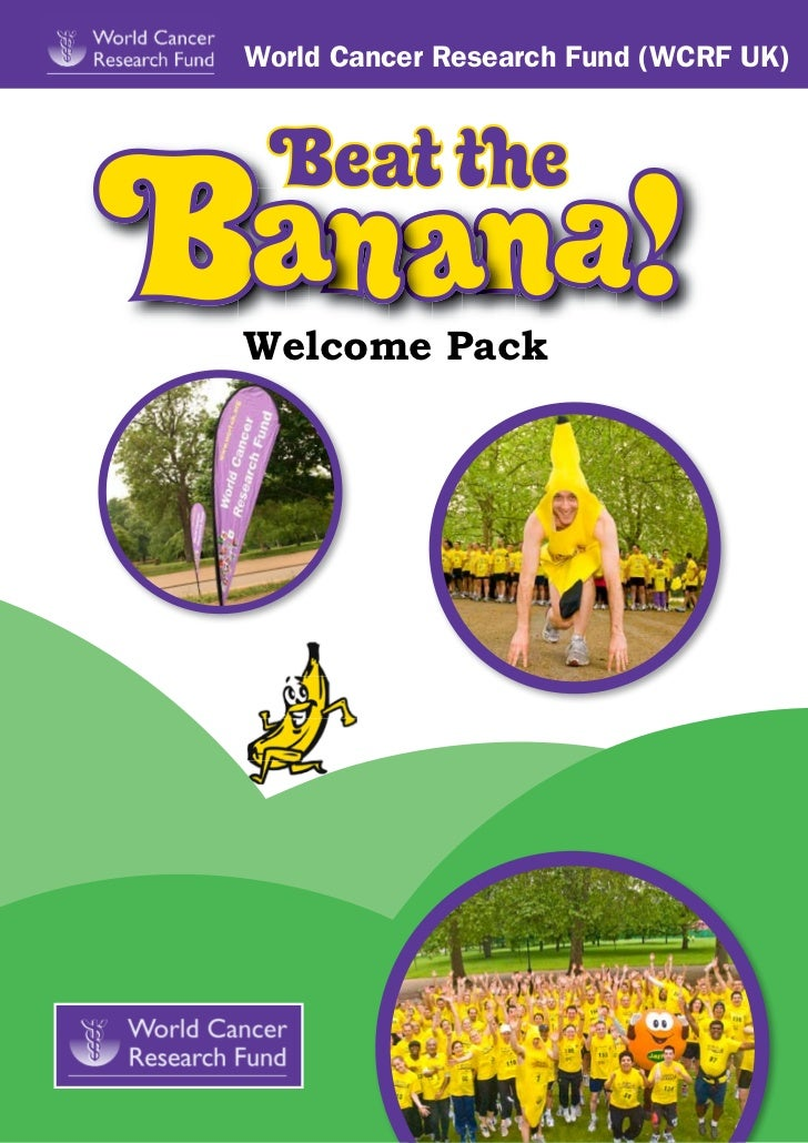 Beat the banana 2012 welcome pack