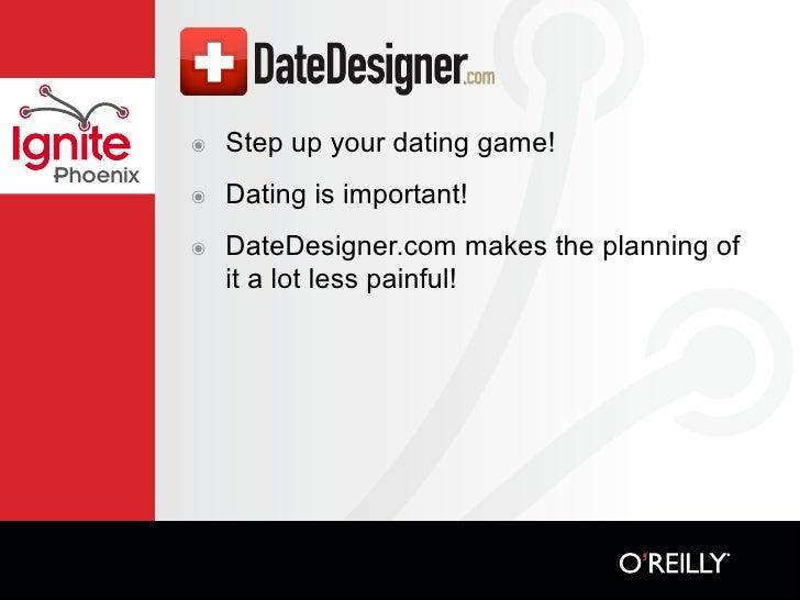 DateDesigner.com | Build a Better Date - Beau Frusetta
