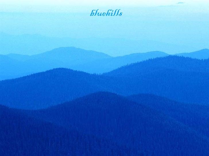 bluehills