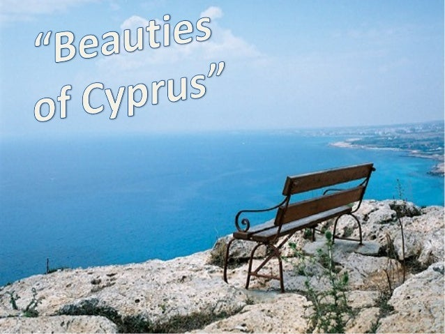 Cyprus beaches constitute one of the high value tourist asset of the island.