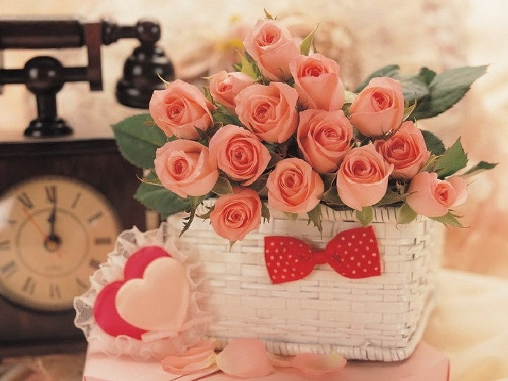 Beautiful Flowers Pictures For Valentines Day
