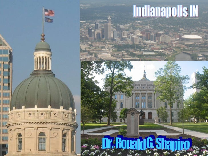Indianapolis IN Dr. Ronald G. Shapiro
