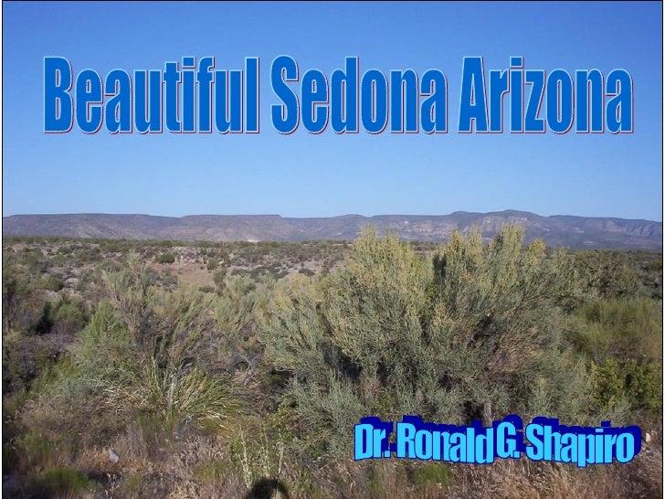 Beautiful Sedona Arizona