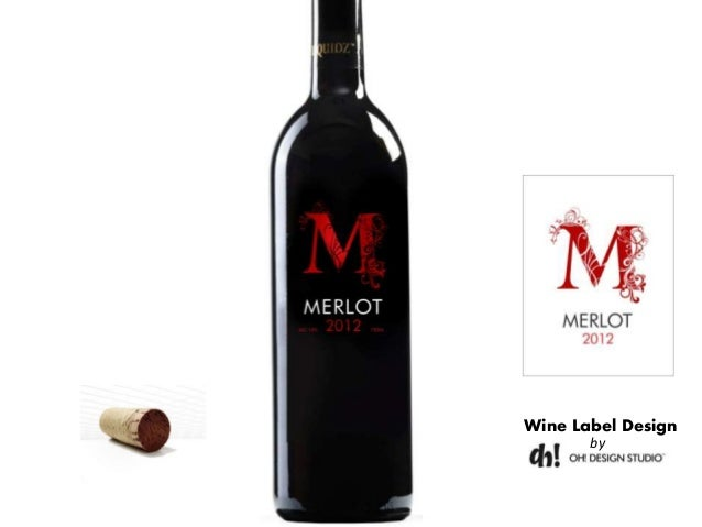beautiful wine label designs by oh design studio