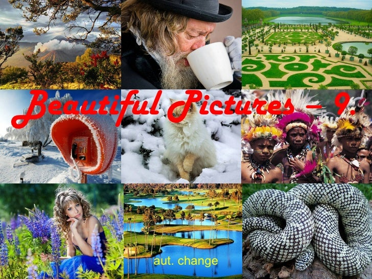 Beautiful Photos (*_*)