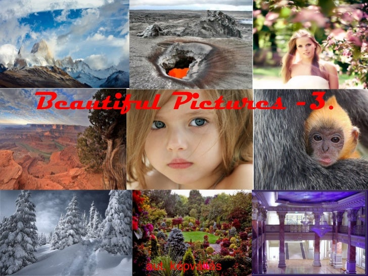 Beautiful pictures 3
