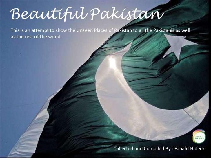 Beautiful & Unique Pakistan