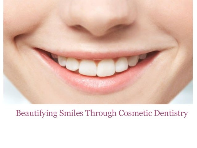 Beautifying Smiles Through Cosmetic Dentistry