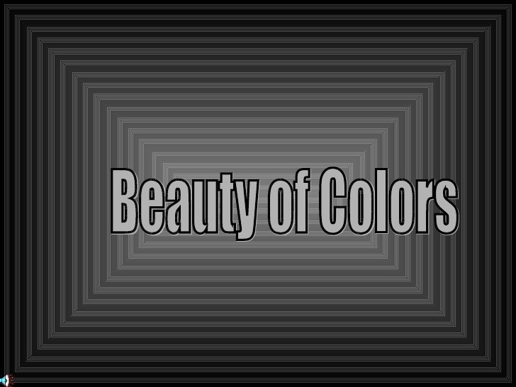 Beauty Colors