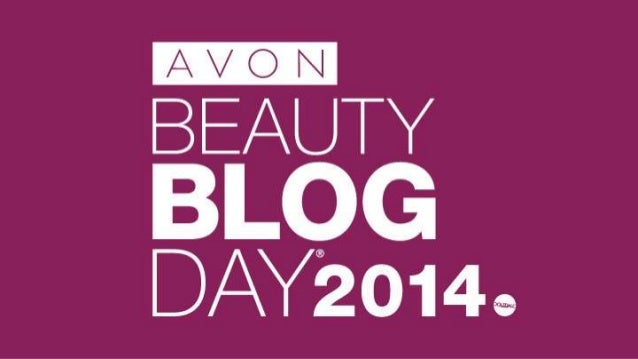 Avon Beauty Blog Day 2014