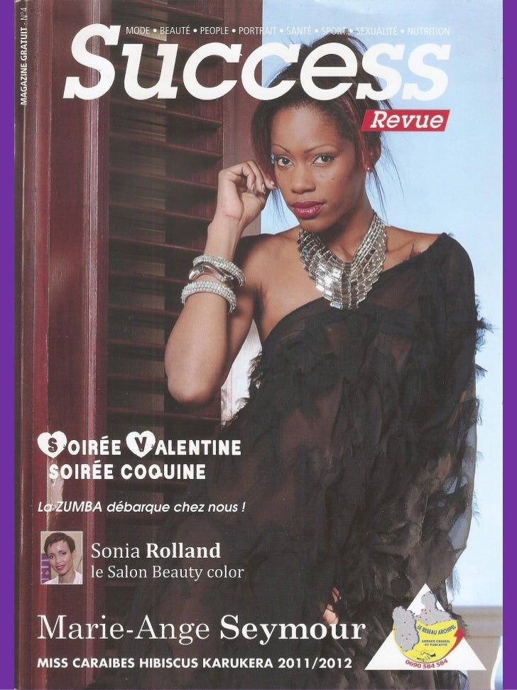 Beauty Color Success Revue Fev Mars 2012