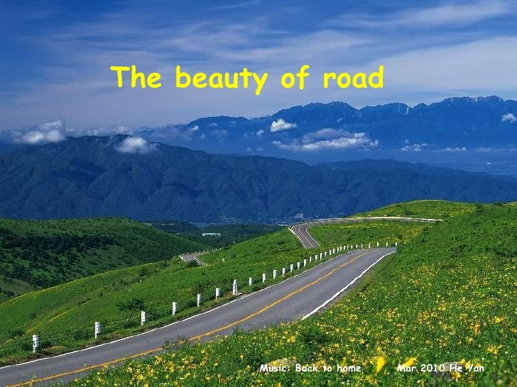 The beauty of road Music: Back to home Mar 2010 He Yan
