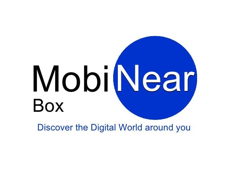 MobiNear Box for Beauty Retail