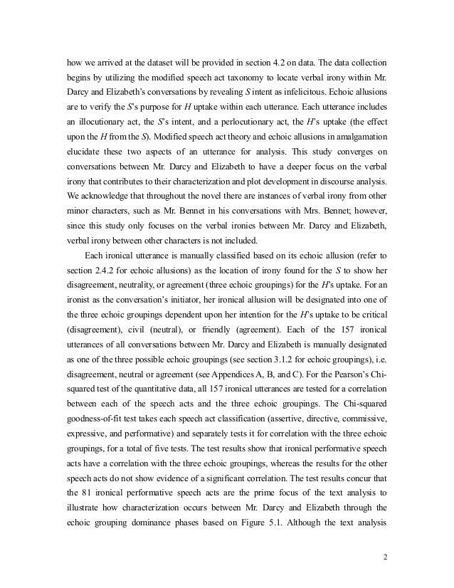 Dissertation sur l argumentation direct et indirect