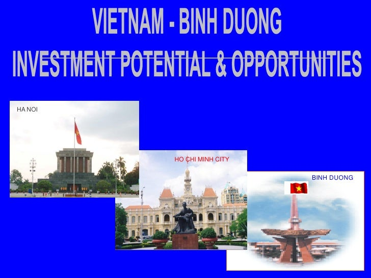 HA NOI              HO CHI MINH CITY                              BINH DUONG
