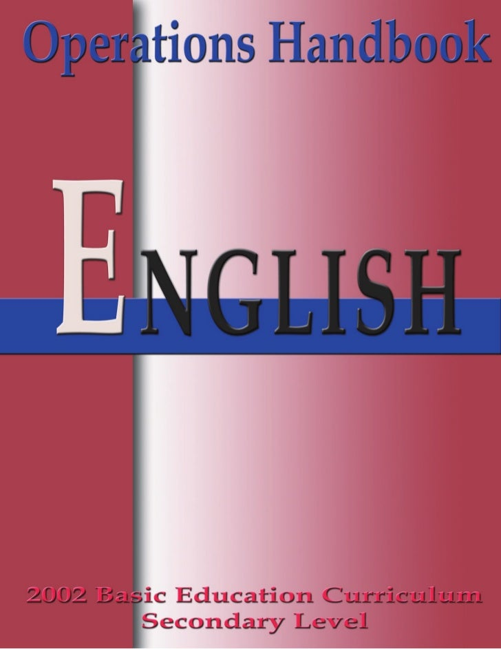 Bec English,psslc english