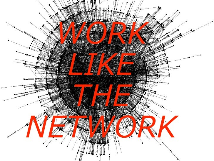 """""""Work like the Network"""" for the Social Business Summit 2010"""