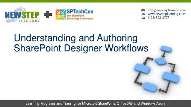 Getting Stuff Done! Managing Tasks with SharePoint Designer Workflows by Chris Beckett - SPTechCon