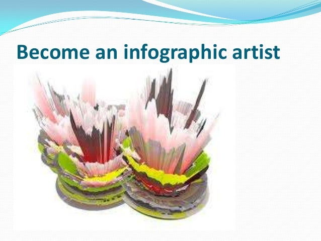 Become an infographic artist