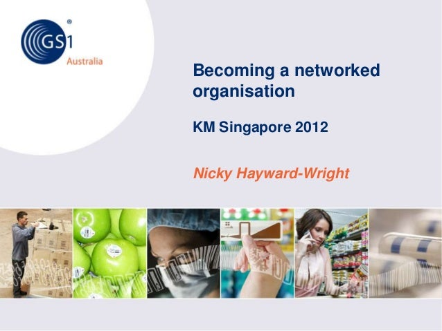 Becoming a networked organisation (2012)