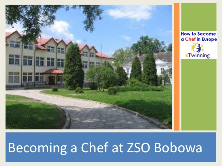 Becoming a chef in Poland