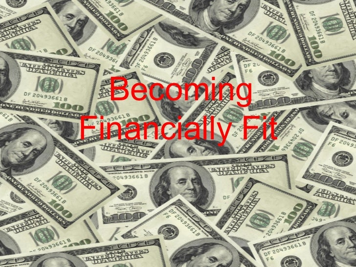 BecomingFinancially Fit