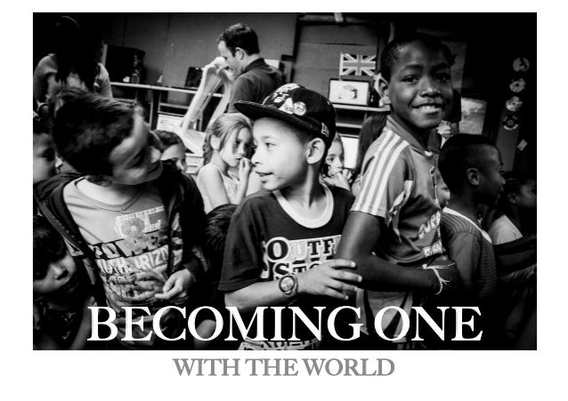Becoming one with the world. Child poverty. The Facts.
