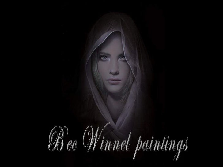 Bec Winnel  paintings