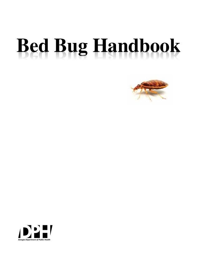 Bed Bug HandbookkoobdnaH guB deB