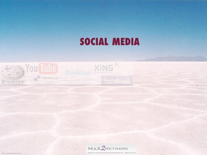 Bedeutung social media_bneun