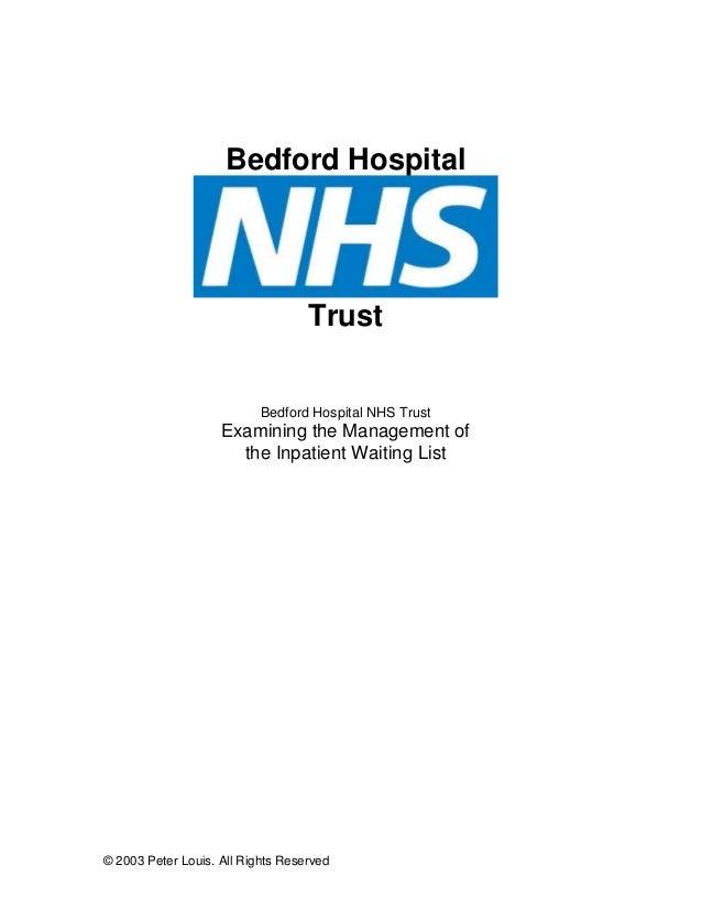 hospital accreditation essay