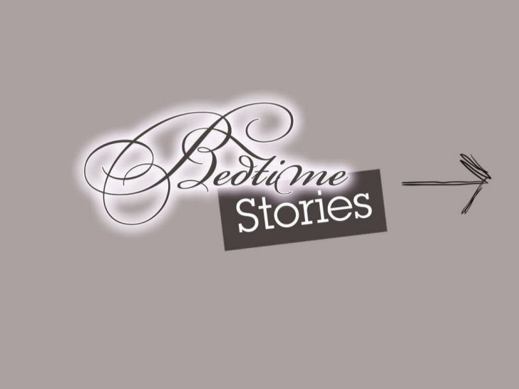 Bedtime Stories Project Briefing