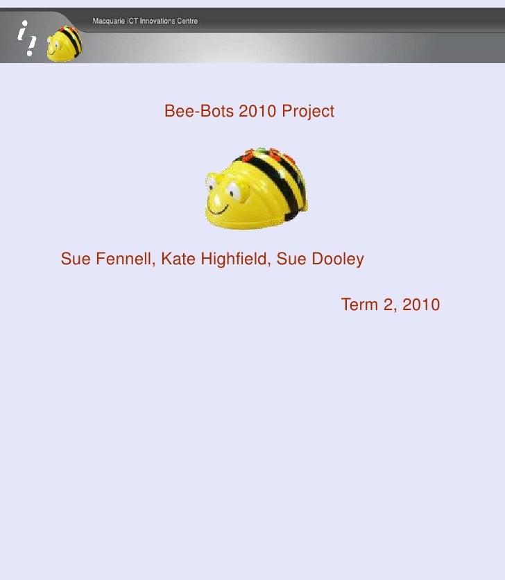 Beebot 1st Adv