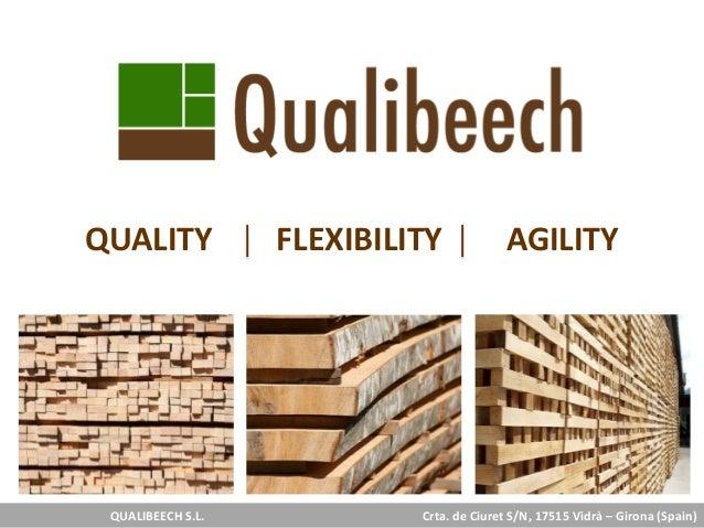 Beech Sawmill Qualibeech: beech planks, beech squares and beech profiles