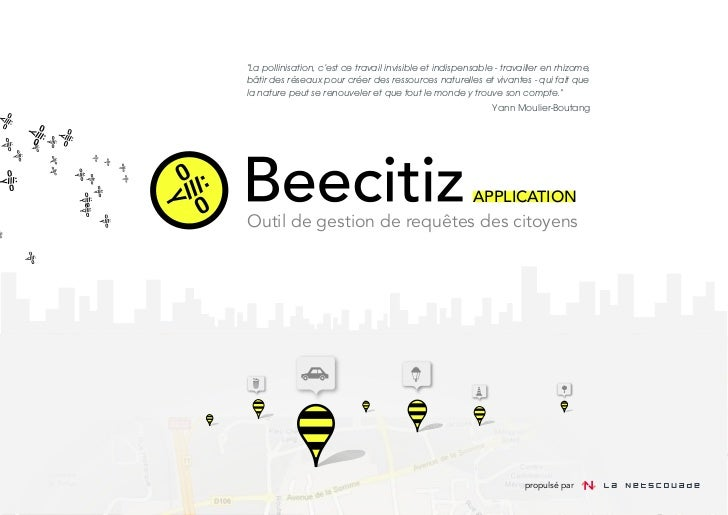 Beecitiz   présentation de l'outil