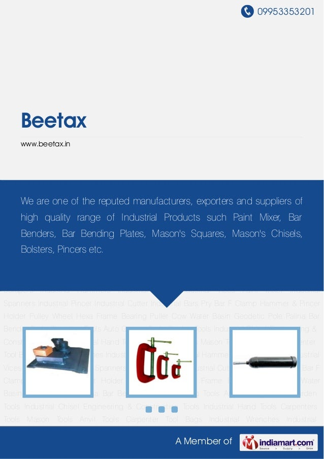 Engineering & Construction Tools by Beetax